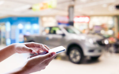 Why Mobile Apps are Today's Online Car-Buying Solution